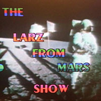 screen shot of lunar lander from show open